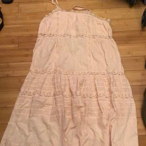 Free People summer dress XL